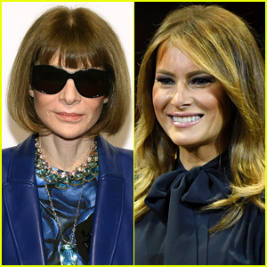 Melania Trump Fires Back at Anna Wintour's 'Vogue' Cover Comments