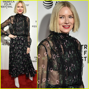 Naomi Watts is All Smiles at 'Luce' Premiere at Tribeca Film Festival 2019