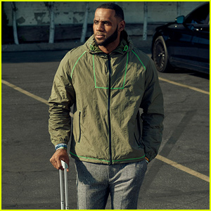 LeBron James Stars in New 'Rimowa' Never Still Campaign