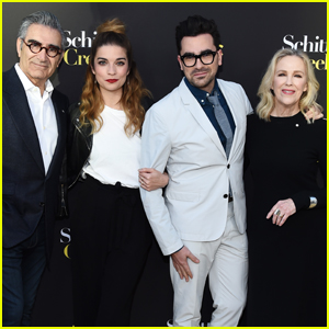 The 'Schitt's Creek' Cast Attend Emmy FYC Screening!