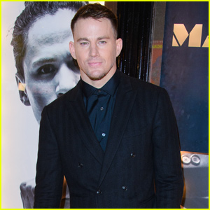 Channing Tatum Gets Candid About Therapy While Ranting About Astrology