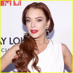 Lindsay Lohan Opens Up About New Single 'Xanax,' Reveals New Album Cover