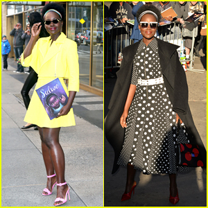 Lupita Nyong'o Says Her New Children's Book 'Sulwe' Was Made To 'Help Little Kids'
