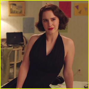 'Marvelous Mrs. Maisel' Season 3 Trailer Features Sutton Foster Singing a 'Cabaret' Tune
