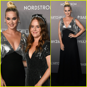 Katy Perry is Joined by Sister Angela Hudson at Baby2Baby Gala 2019