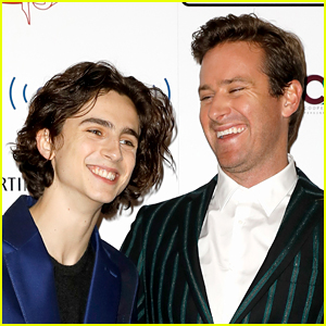 Armie Hammer Explains His Thirsty Comment on Timothee Chalamet's Instagram Post!