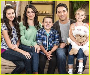Nick And Disney TV Ryan Newman See Dad Run Premieres