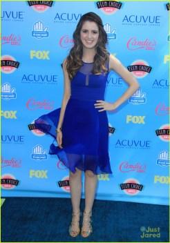 laura marano teen choice awards 2013 04