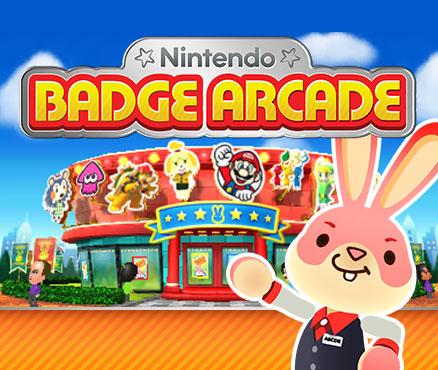 Nintendo Badge Arcade | Jeux à télécharger sur Nintendo 3DS | Jeux ...