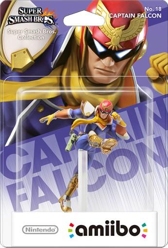 Captain Falcon Super Smash Bros Collection Nintendo