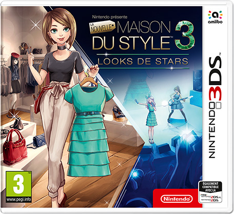 Nintendo Prsente La Nouvelle Maison Du Style 3 Looks