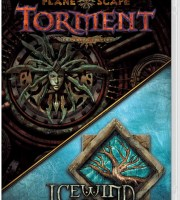 Planescape: Torment & Icewind Dale: Enhanced Editions Switch NSP XCI
