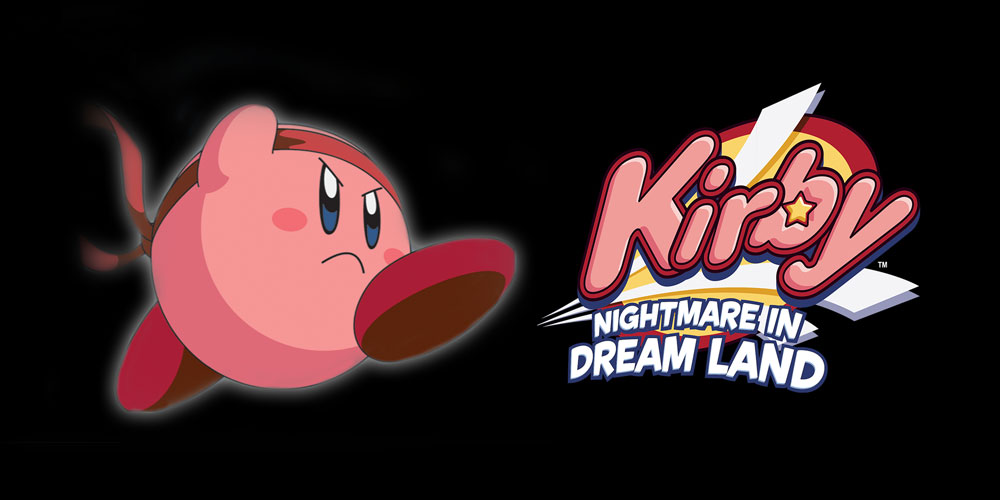 Kirby Nightmare In Dream Land Game Boy Advance Jeux Nintendo