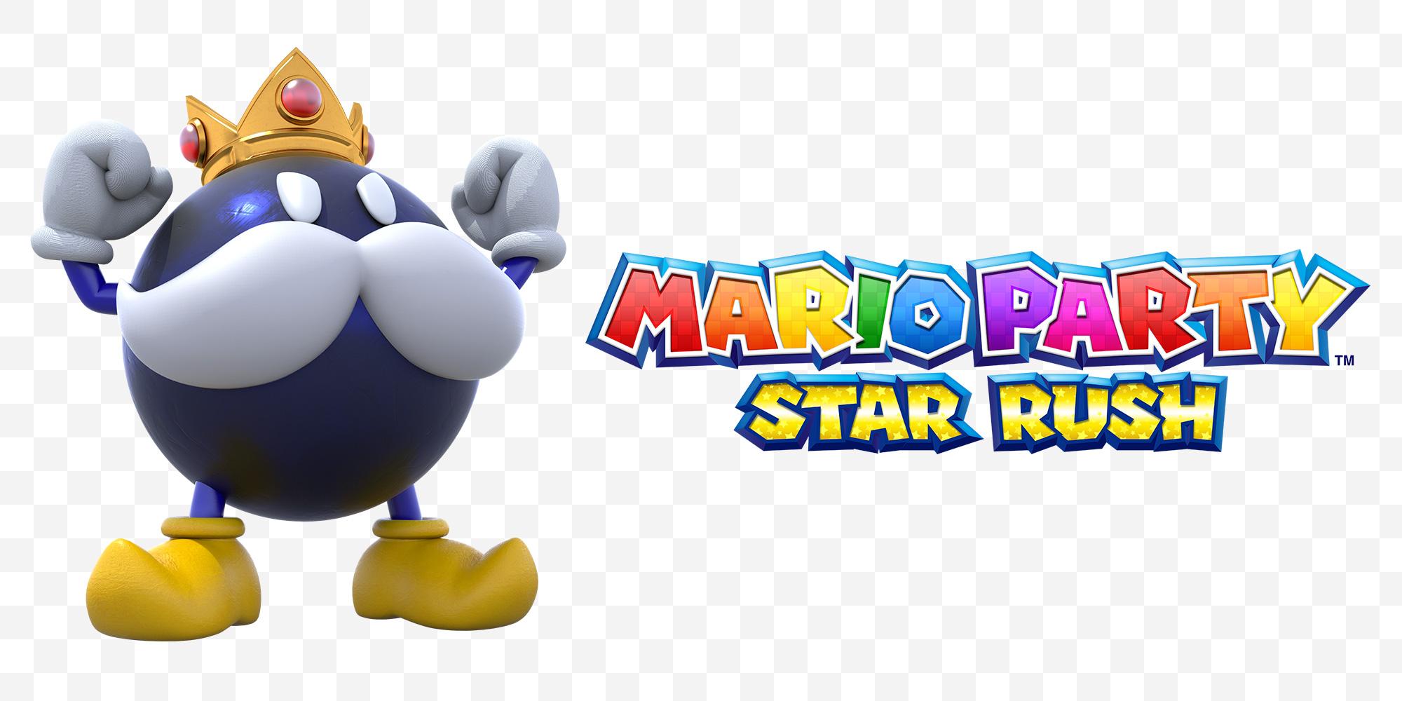 Keine Zeit Zu Warten Bald Erscheint Mario Party Star Rush