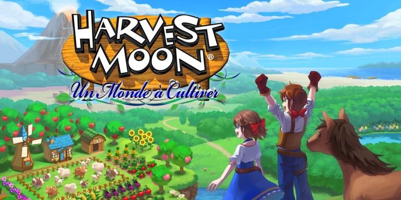 Harvest Moon: Un Monde à Cultiver