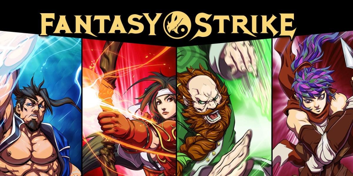 Fantasy Strike now free-to-play - gamologi.com