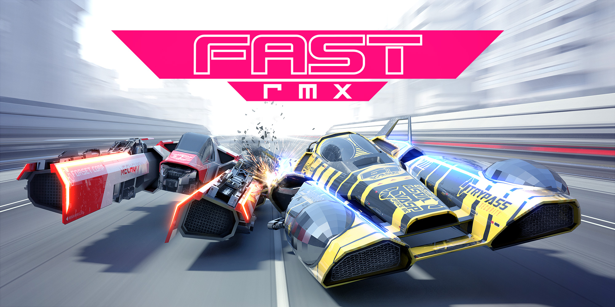FAST RMX Nintendo Switch Download Software Spiele