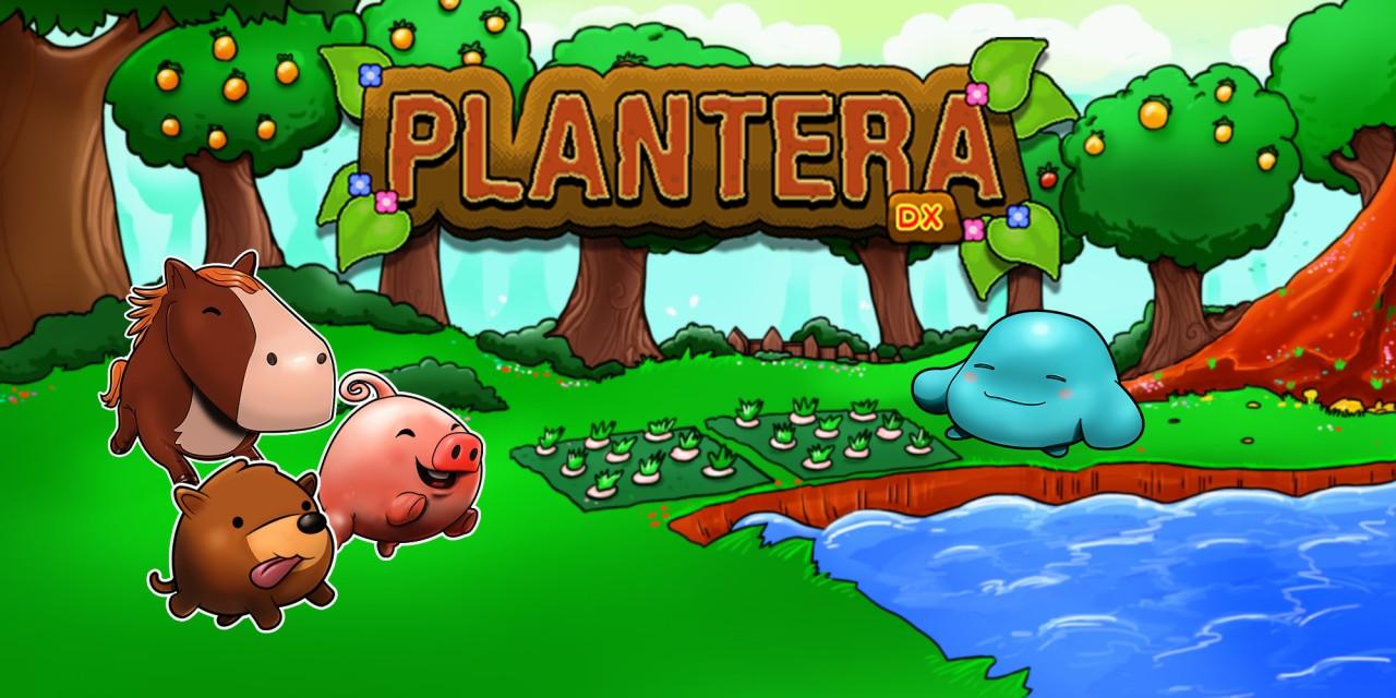 Plantera Deluxe Jeux Tlcharger Sur Nintendo Switch