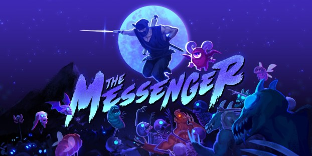 Nintendo eshop soldes The Messenger