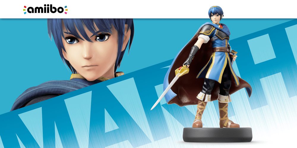 Marth Super Smash Bros Collection Nintendo
