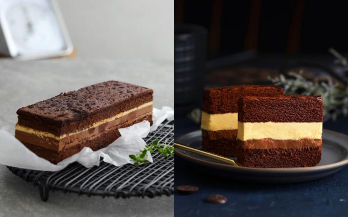 2021 情人節 巧克力蛋糕 甜點 宅配 送禮 不甜甜點