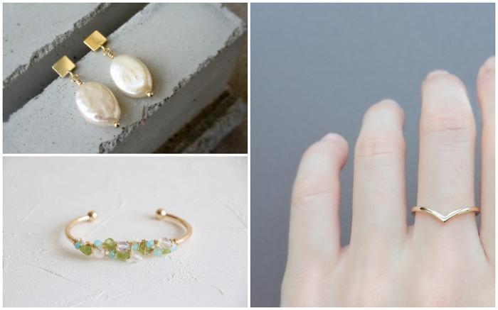 挑選金飾的方法:分辨k金、鍍金、包金