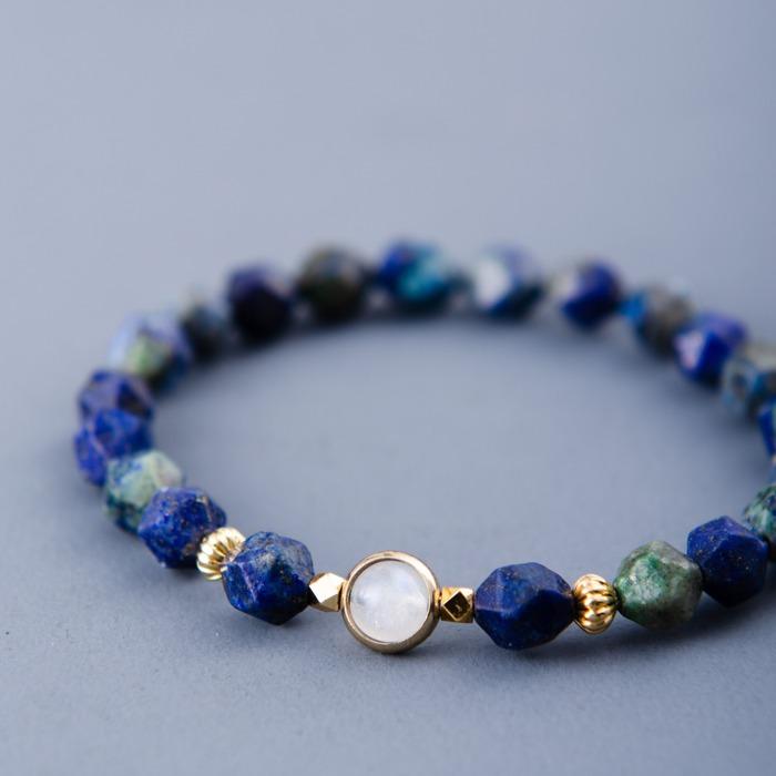 六月誕生石: 月光石、珍珠介紹