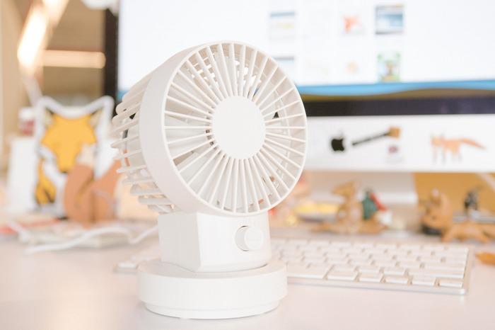 辦公桌桌上型小電風扇