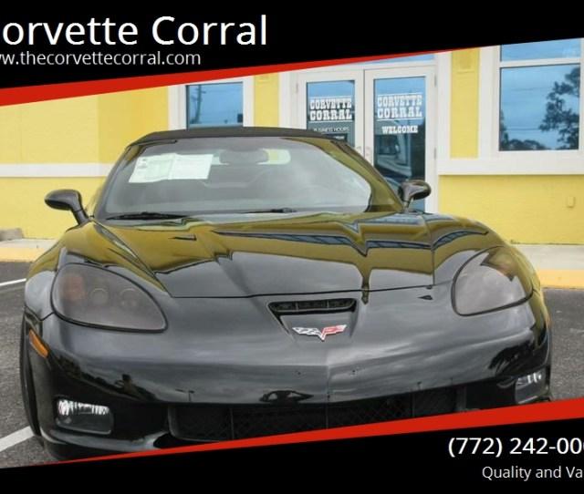 Chevrolet Corvette Z Grand Sport Dr Coupe W Lt Stuart Fl