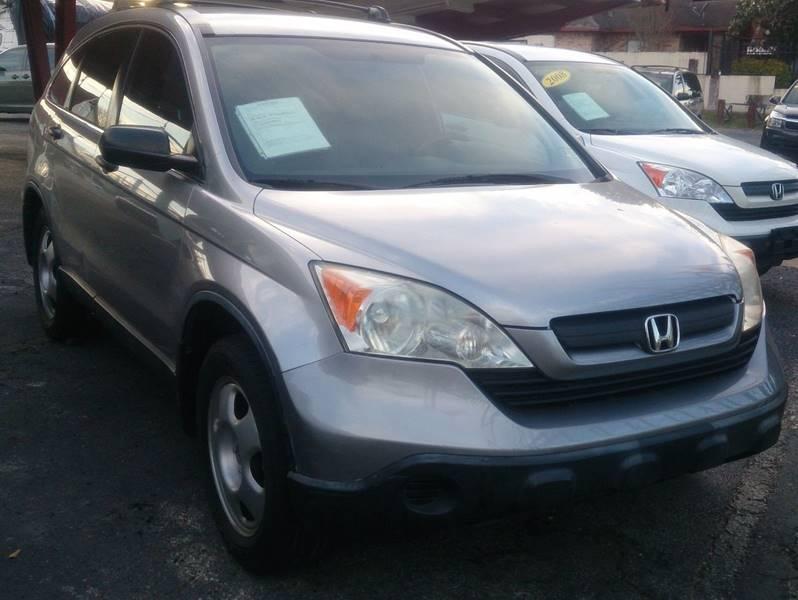 V 2007 Lx Cr Honda 5 3 L