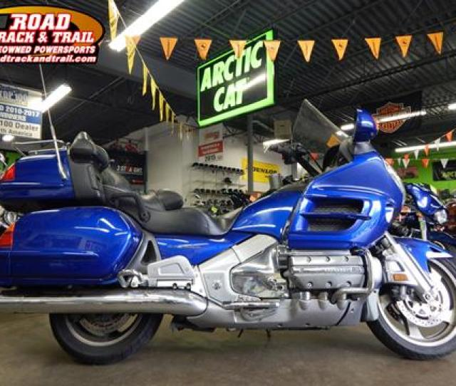 2001 Honda Goldwing For Sale In Big Bend Wi