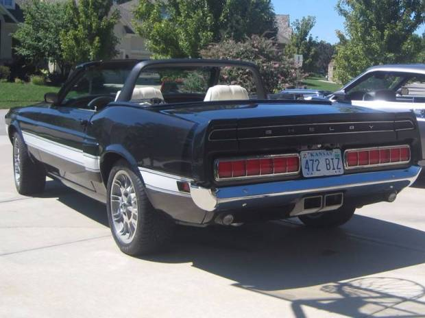 1970 Ford Shelby GT500 for sale at Classic Auto Rod, LLC in Lee's Summit MO