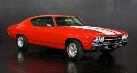 1969 Chevrolet Chevelle For Sale   Carsforsale com     1969 Chevrolet Chevelle for sale in Milpitas  CA
