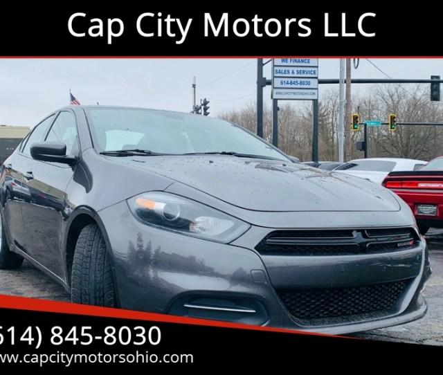 Dodge Dart For Sale At Cap City Motors Llc In Columbus Oh