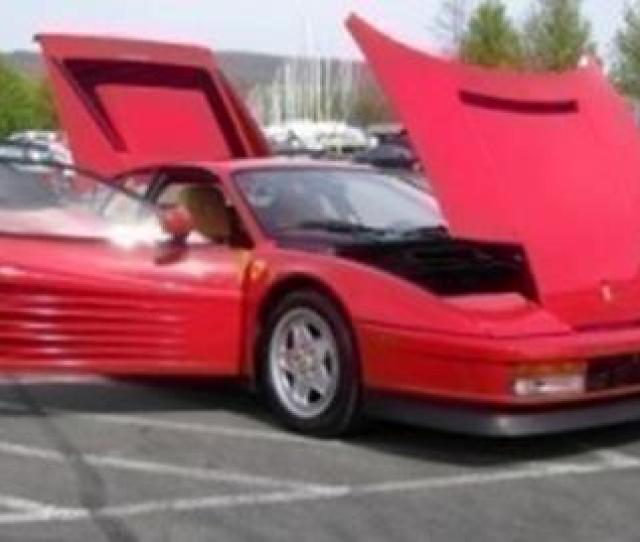 Ferrari Testarossa For Sale In Montour Falls Ny