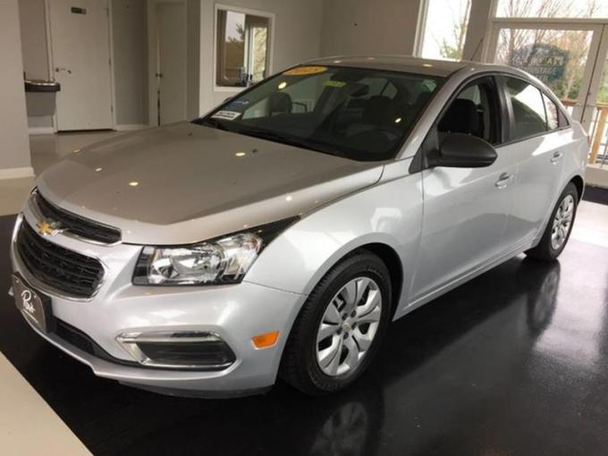2015 Chevrolet Cruze LS Auto In Manchester MD   Ron s Automotive 2015 Chevrolet Cruze for sale at Ron s Automotive in Manchester MD