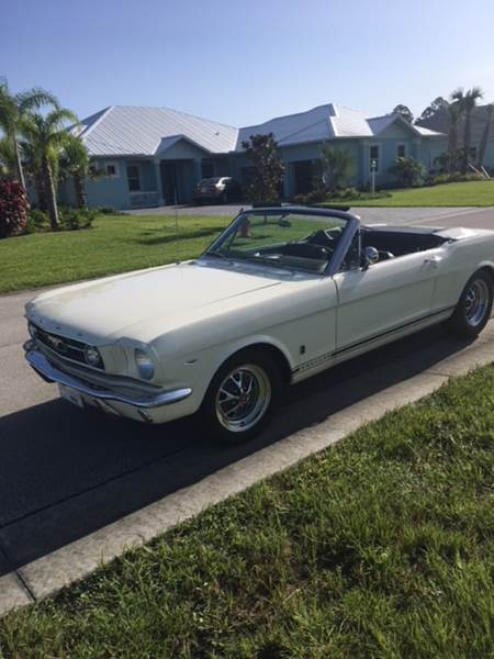 1966 Ford Mustang GT Convertible SOLD SOLD SOLD