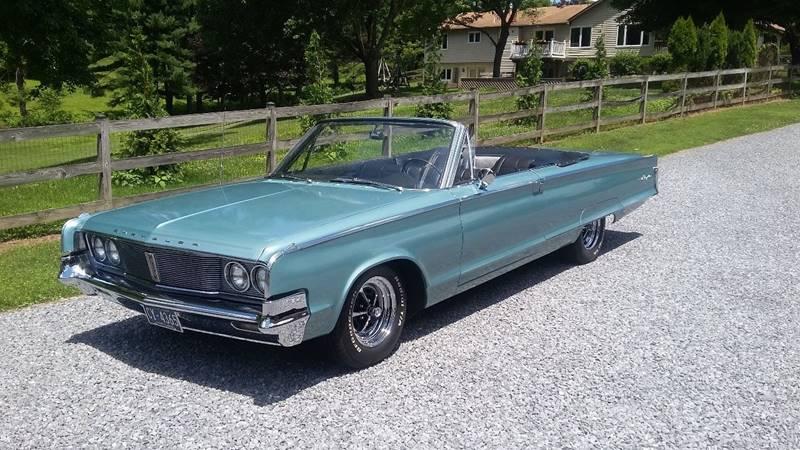 Chrysler Newport Convertible