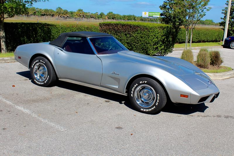 1975 Chevrolet Corvette Stingray In Sarasota FL   Classic Cars of     1975 Chevrolet Corvette Stingray   Sarasota FL