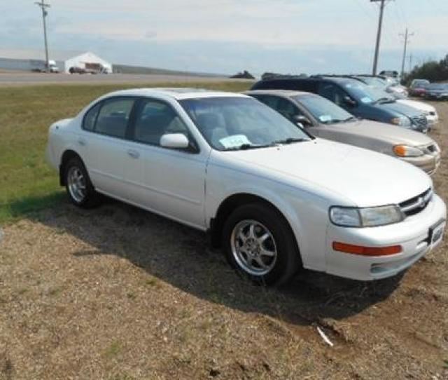 1999 Nissan Maxima For Sale In Chamberlain Sd