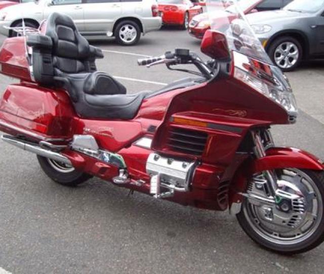 1999 Honda Goldwing For Sale In Tacoma Wa