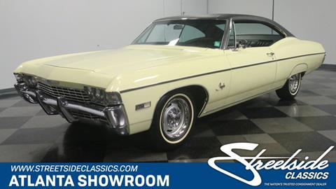 1968 Chevrolet Impala For Sale   Carsforsale com     1968 Chevrolet Impala for sale in Lithia Springs  GA