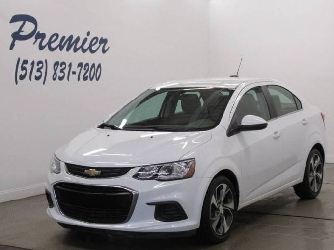 2017 Chevrolet Sonic Premier Auto In Milford OH   Premier Automotive     2017 Chevrolet Sonic for sale at Premier Automotive Group in Milford OH