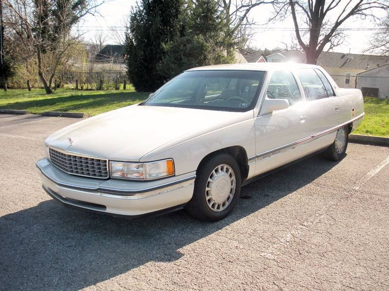 1996 Cadillac Deville 4dr Sedan In Lexington KY