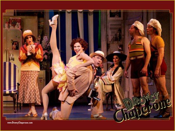 Drowsy Chaperone Review: Photo 295031   Broadway, Reviews ...