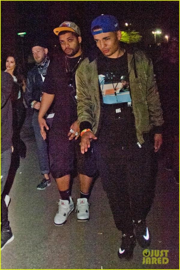 Ice Cube Has a Mini NWA Reunion at Coachella 2016 Video