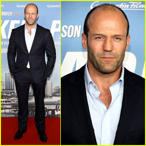 Jason Statham: 'Parker' Berlin & Moscow Premieres!