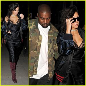 Kim Kardashian Trades Contouring for 'Non-touring'