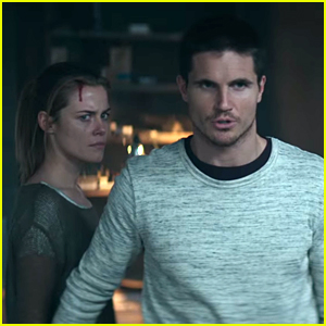 Robbie Amell Relives The Same Day Over & Over Again in 'Arq' Trailer