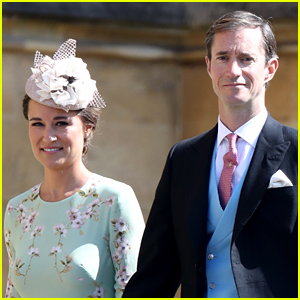 Pippa Middleton & Husband's Newborn Son's Name Revealed (Report)